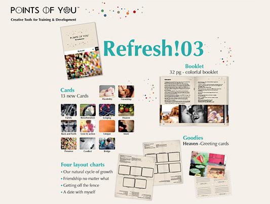 The Refresh! Set 03